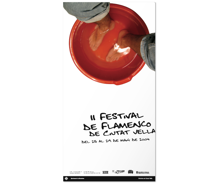 Festival Flamenco 04′<br/>Taller de Músics