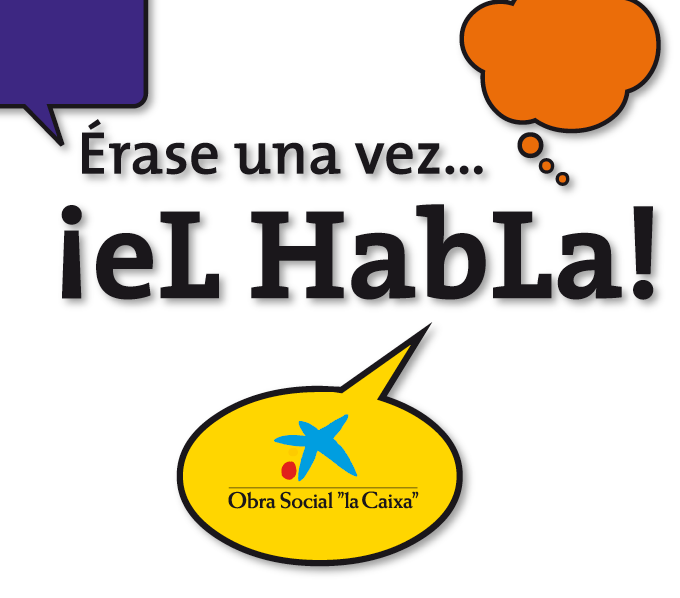 """Once upon a time,<br />Speech!<br/>Social Work """"la Caixa"""""""