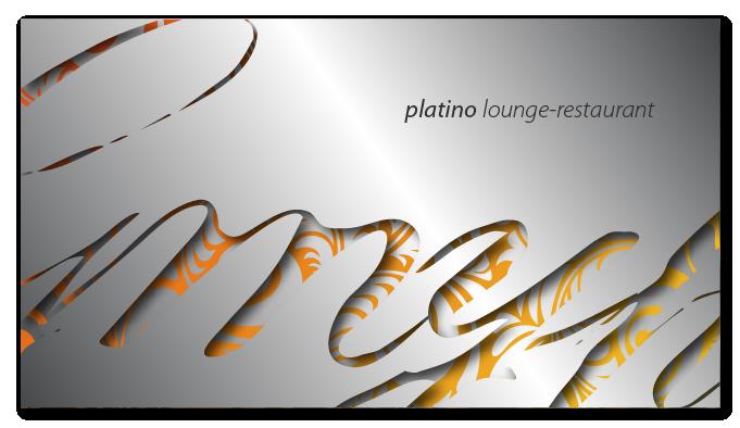Platino<br/> Lounge – Restaurant