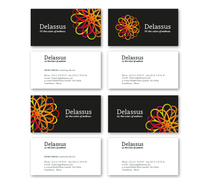 Delassus<br/>the colors of wellness